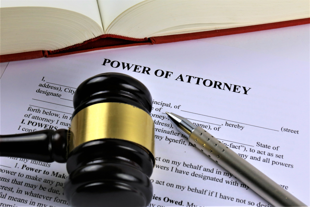 Power of Attorney Massachusetts